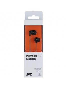 Auriculares Intrauditivos JVC HA-FX10 Negro