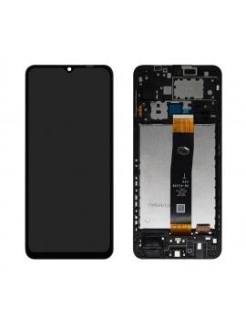 Pantalla completa Samsung Original con Marco A12 A125F SM-A125F A125