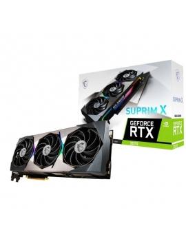 Tarjeta Gráfica MSI GeForce RTX 3070 SUPRIM X 8GB GDDR6