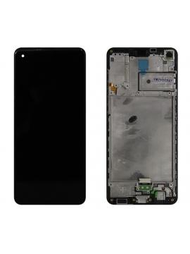 Pantalla completa con Frame para Samsung Galaxy A21S Original