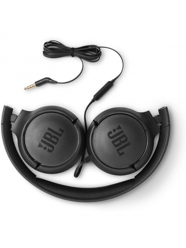 Auriculares JBL Tune 500 Micrófono Jack 3.5 Negros