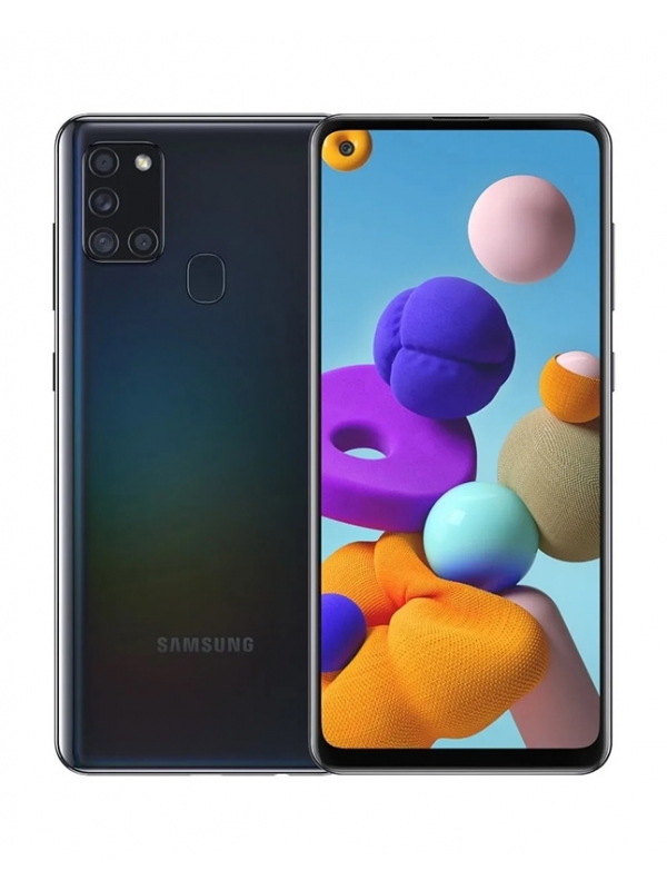 Samsung Galaxy A21s 3GB 32GB Negro (Usado)