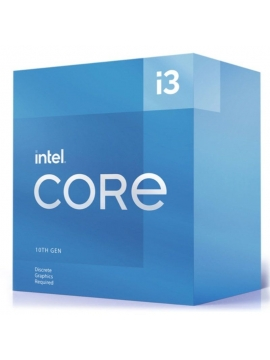 Cpu Intel Core i3-10105F 3,7Ghz BOX 1200