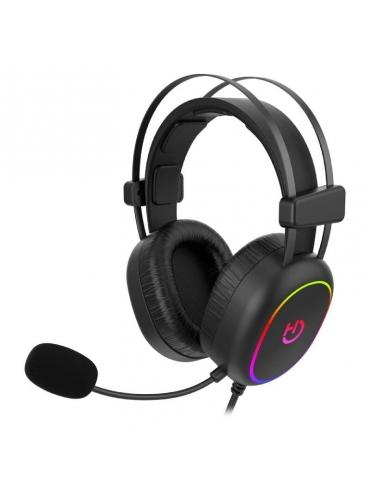 Auriculares Gaming con Micrófono Hiditec Erys ARGB