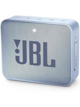Altavoz Portatil JBL Go 2 Color Cian