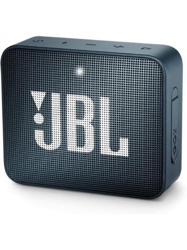 Altavoz Portatil JBL Go 2 Color Azul Marino