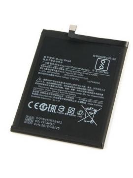 Bateria Compatible Xiaomi BN36 Mi A2 M1804D2SG - 2910mAh