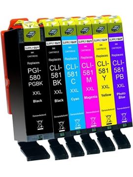Tinta Compatible Canon 581 Magenta