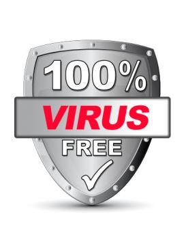 Limpieza de virus, Troyanos, Malware y archivos espías