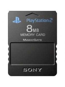 Memoria Ps2 Memory Card 8Mb