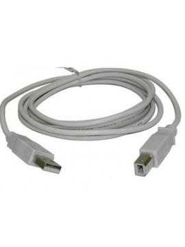 Cable USB Impresora 1.8m