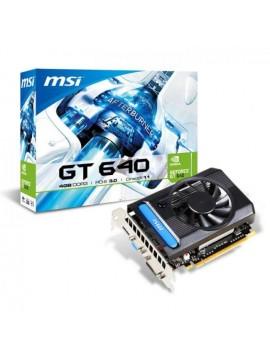 VGA GT640 4096 DDR3 PCIE MSI