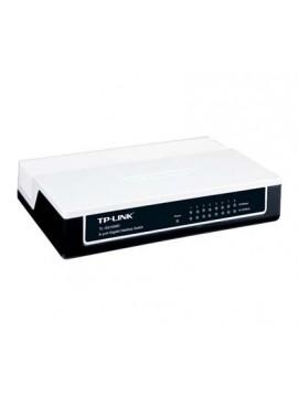 Switch 8-Port TP-Link Fast Ethernet TL-SF1008D Gygabit