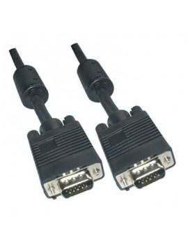 Cable VGA/VGA M-M 15M Biwond