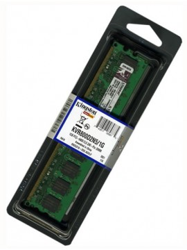 Memoria DDR1 1Gb KVR266X64C25/1GB Kinston (Usado).