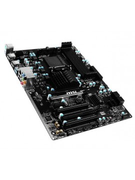 Placa Base MSI 970A-G43 AM3+