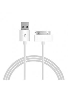 Cable USB Datos Carga iphone 4S ipad 20 Pines Alta Calidad