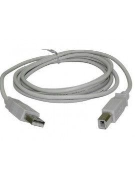 Cable USB Impresora 3M