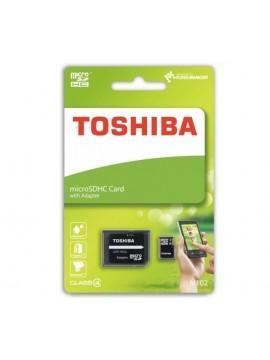 Micro SDHC Toshiba 16Gb C4