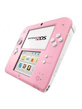 Nintendo 2DS Rosa (Remanofacturada)