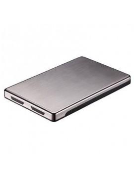 "Caja HDD Tooq Aluminio IDE 2,5"""