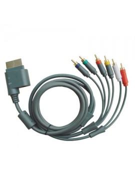 Cables Componentes Xbox360