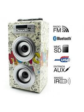Altavoz JoyBox BIWOND Bluetooth