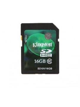 SD 16Gb Kingston C10  SD10V/16GB