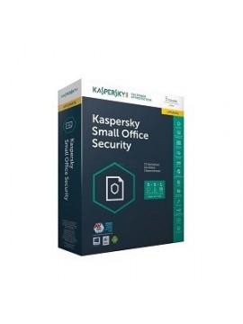 Antivirus Kaspersky Small Office Security 5Pcs+1Serv 1 año