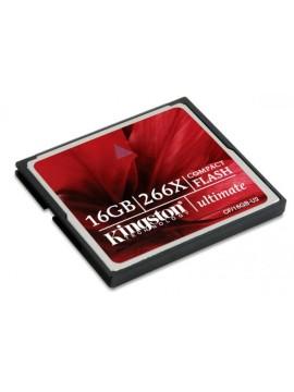 CompactFlash kignston 16Gb 266x