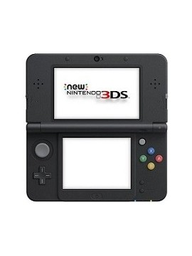 Nintendo New 3DS XL Negra