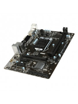 Placa Base MSI H81M-Pro VD