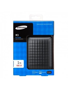 Disco Duro Maxtor M3 1TB USB 3,0