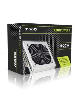 Fuente 500W TOOQ ECO Power II 75+