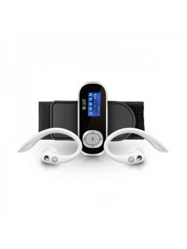 MP3 SPC Clip Pedometer 8Gb