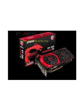 VGA MSI R9 380 GAMING 2GB
