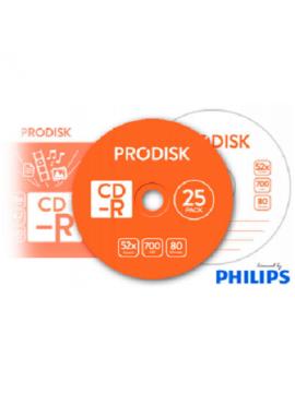 CD-R Prodisk 25U.