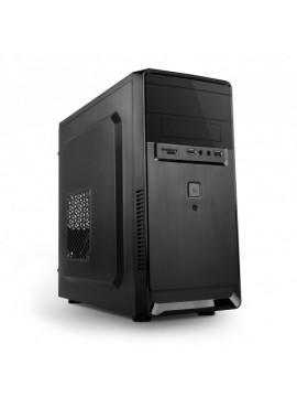 Caja Micro Atx B-MOVE Onyx Fuente 500w Lector de Tarjetas