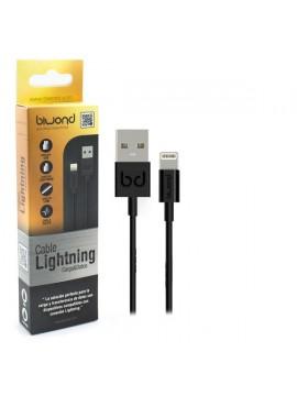 Cable Usb Datos Carga Iphone 5,6 Ipad Lightning Compatible Biwond