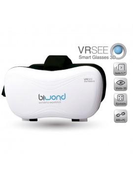 Gafas Smart Glasses VRSEE 3D Biwond