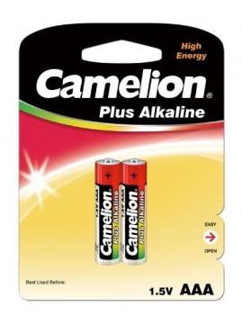 Pila Alcaline Camelion LR3 AAA 2U.