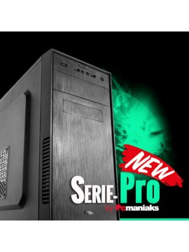 Ordenador Pc-Maniaks Pro H-110 Intel Core I3-6100 120Gb SSD 8Gb Usb3,0 Hdmi