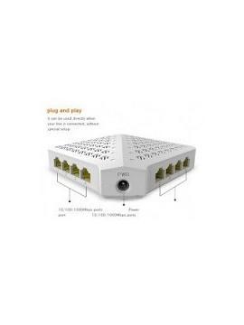 Switch 8-Port Tenda SG80 10/100/1000