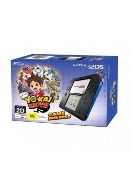 Nintendo 2DS Azul Pack YO-KAI Watch