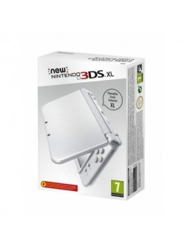 Nintendo New 3DS XL Blanca
