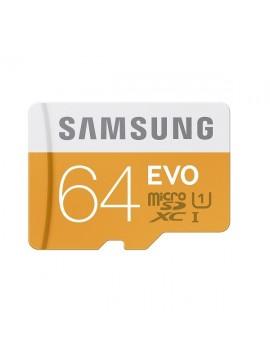 Micro Sdhc 64Gb Samsung 48 Mb/s UHS-I Card