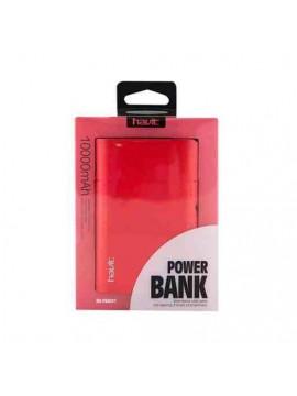 Powerbank Batería Externa 10000mah Dual USB Linterna MX-PB8001