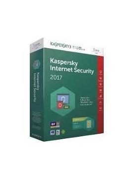 Antivirus Kaspersky 2017 3PC/1año Renovación