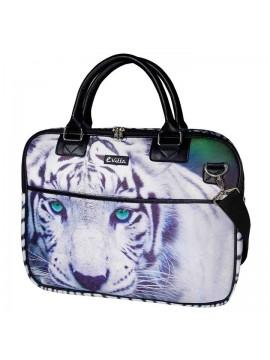 Bolsa Portatil Evitta 16 Trendy White TIGER
