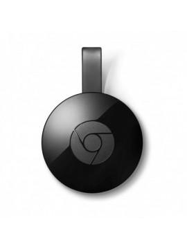 GOOGLE Chromecast  Negro - HDMI - Resolución  Estandar 1080p